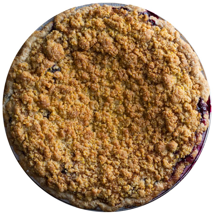 Balsamic Honey Blueberry