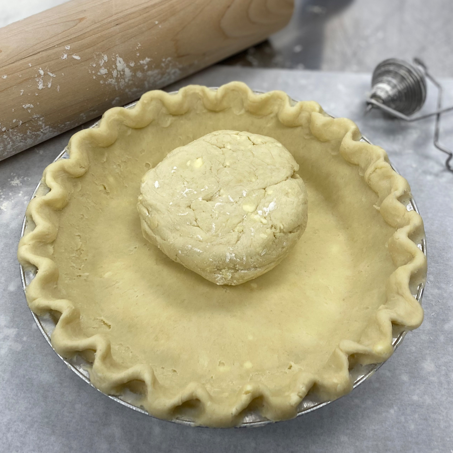 Two Pie Crust
